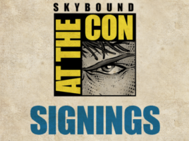 skybound comic con logo