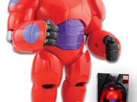 baymax bandai big hero 6