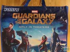 guardians of the galaxy bag huckleberry