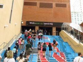 nerd hq stairs