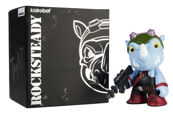 KidRobot Nickelodeon 'Rocksteady' exclusive, via THR