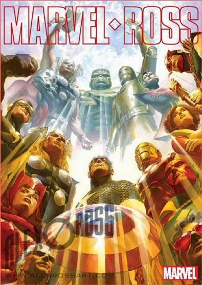 Marvel-Ross-SDCC-2014-HardCover