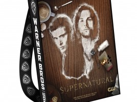 supernatural comic con bag wb bag