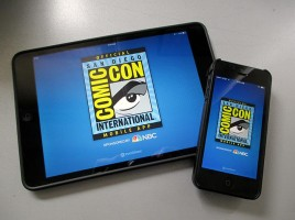 comic con mobile devices comic con app cci app