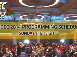 programming highlights sunday