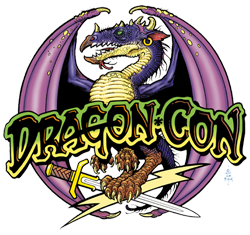 Dragon*Con 2014 will take place in Atlanta, August 29th - September 1st.