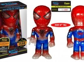 funko spiderman spider-man hikari