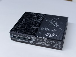 Xbox One Signed by Nerd HQ 2014 Panelists