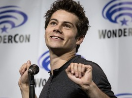 GeekShot Exclusive Series Week 26 - Dylan O'Brien The Maze Runner Teen Wolf WonderCon