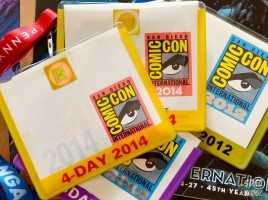 Comic Con Badges