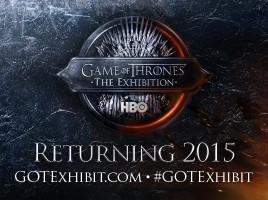 game of thrones offsite exhibition tour