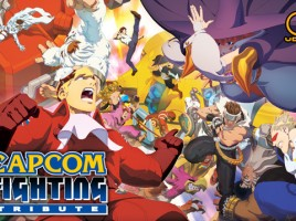 Udon Capcom Fighting Tribute