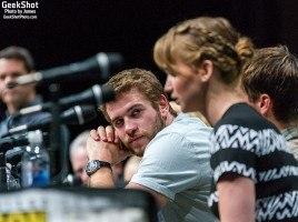 GeekShot Exclusive Series Vol 2 Week 2 - Hunger Games Catching Fire Jennifer Lawrence Josh Hutcherson Liam Hemsworth