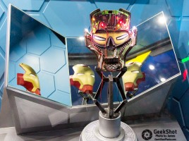 GeekShot Exclusive Series Vol 2 Week 7 - Marvel Experience Iron Man mask