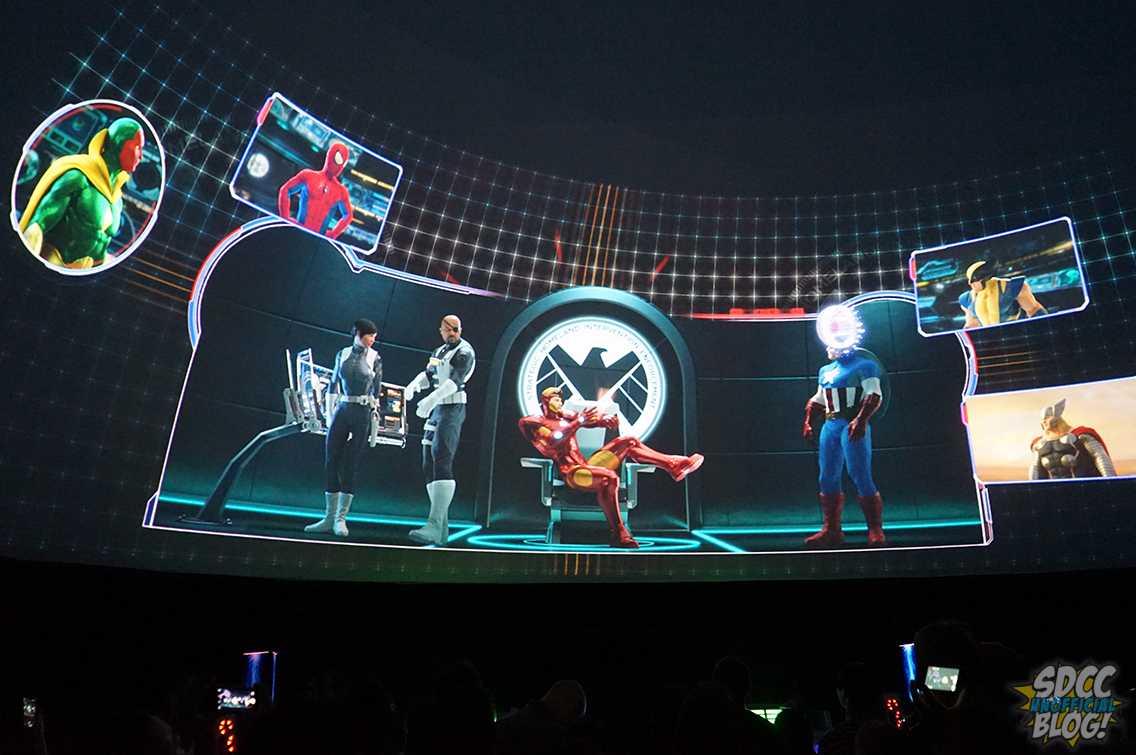 Marvel Experience Avengers