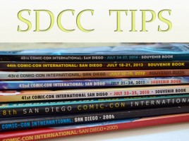 SDCC  TIPS