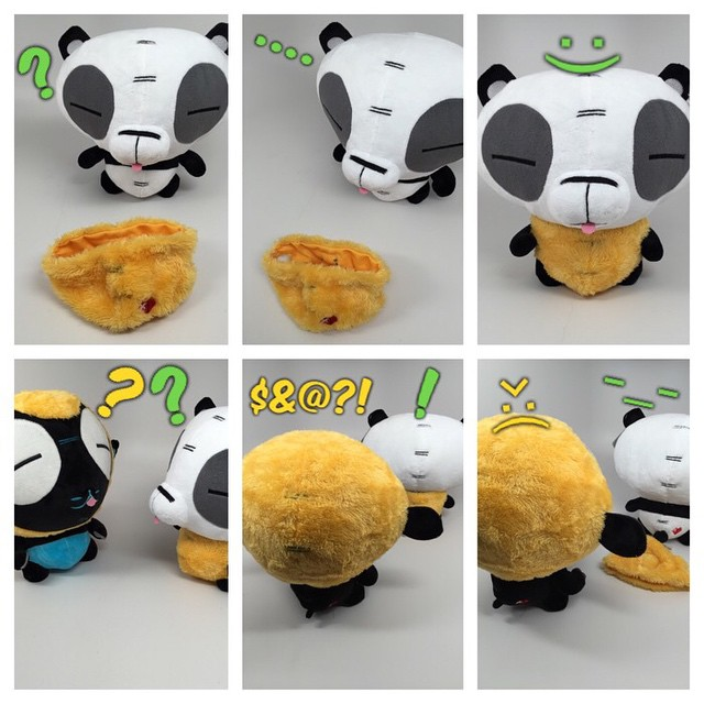 Beefy & Co. SDCC Exclusive Plush