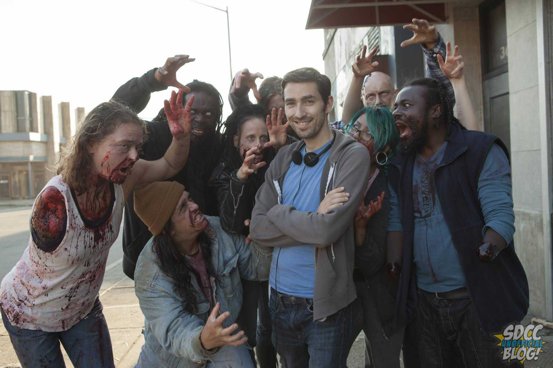 Dead Rising Watchtower Director Zach Lipovsky Discusses Zombie Apocalypse Comic Con More San Diego Comic Con Unofficial Blog