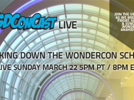 wondercon podcast slider