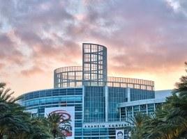 GeekShot Exclusive Series Vol 2 Week 13 - WonderCon Anaheim plaza outside