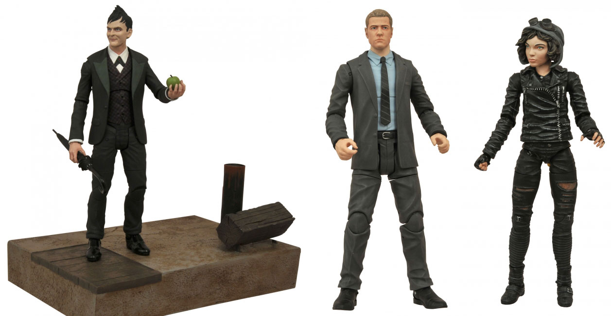 Diamond Select Toys' Gotham Figures
