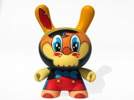 Kidrobot x WuzOne SDCC Exclusive