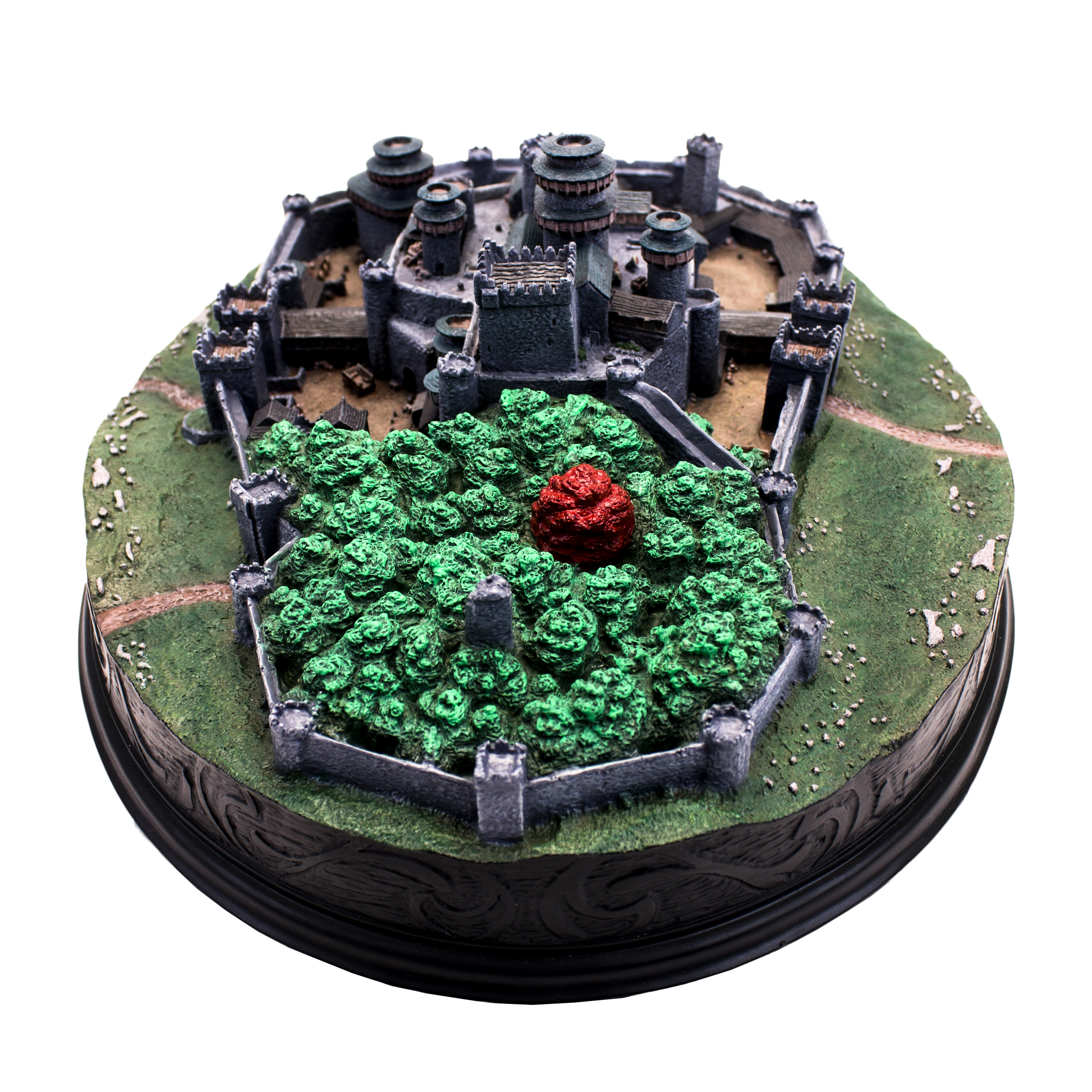 Factory entertainment to debut miniature winterfell at for Cool game of thrones gifts