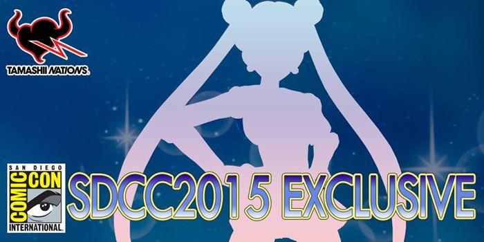 Bluefin Tamashii Sailor Moon Exclusive