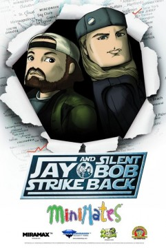 Jay and Silent Bob Strike Back free poster