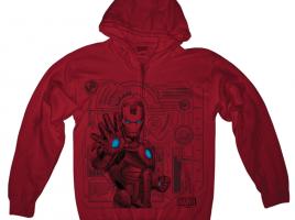 Iron Man Hoodie: $50