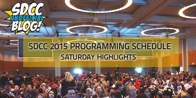 saturday programming highlights 2015