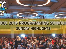 sunday programming highlights 2015