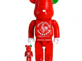 Sriracha Be@rbrick
