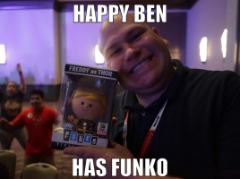 ben funko fundays cult