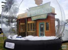 fargo waffle hut FX arena fearless
