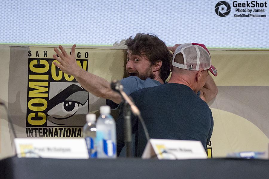 GeekShot Exclusive Series Vol 2 Week 27 - Victor Frankenstein Daniel Radcliffe James McAvoy 2015