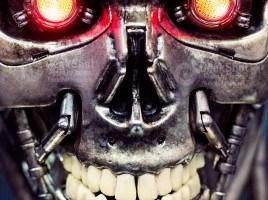 GeekShot Exclusive Series Vol 2 Week 33 - Terminator skull endoskeleton Sideshow Collectibles