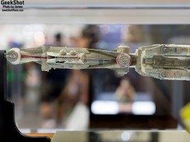 GeekShot Exclusive Series Vol 2 Week 35 - Star Wars Rebel Blockade Runner Profiles in History prop A New Hope auction