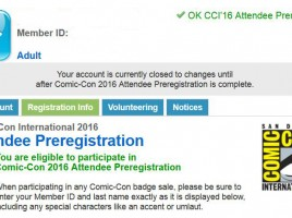 Yay, you can participate in Preregistration.