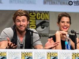 GeekShot Exclusive Photo Series Vol. 3 (Week 15) - Chris Hemsworth Cobie Smulders Avengers Age of Ultron Hall H Thor Maria Hill