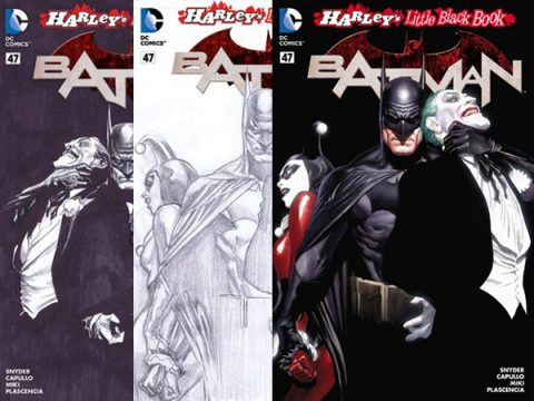 Batman 47 Harley Quinn & Joker Set