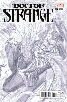 Doctor Strange 2 Sketch variant