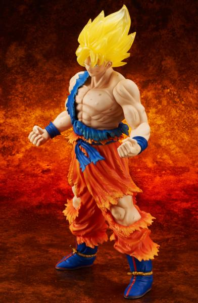 Goku Damege1