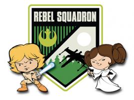 Mini Luke & Mini Leia