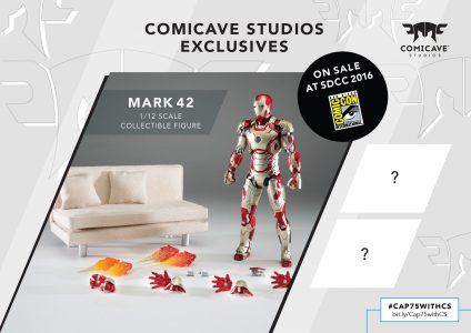 Comicave SDCC Exclusive