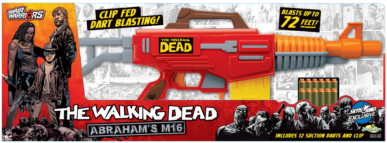 Abraham's M16