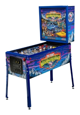 PBR Pinball Machine
