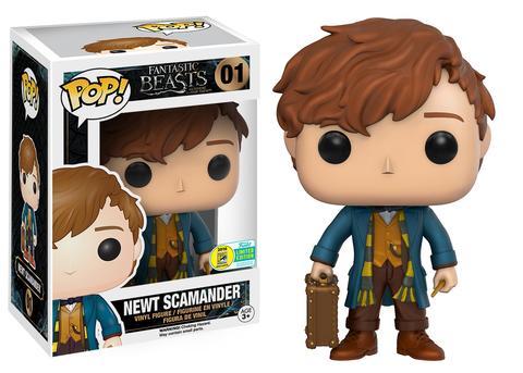 Pop! Movies: Fantastic Beasts - Newt Scamander