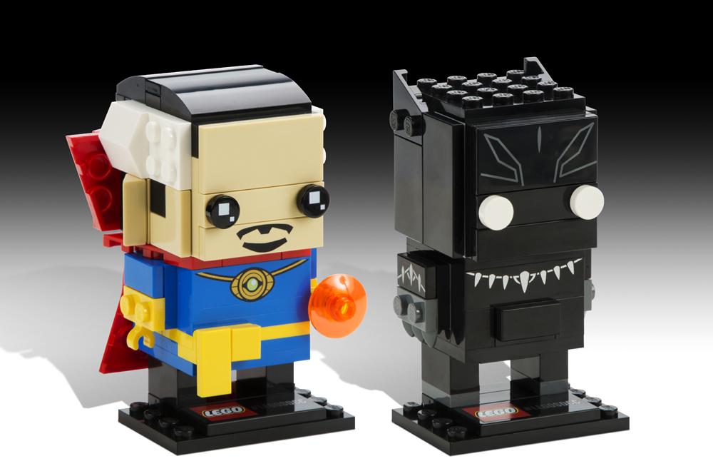 July 22st Black Panther and Dr. Strange
