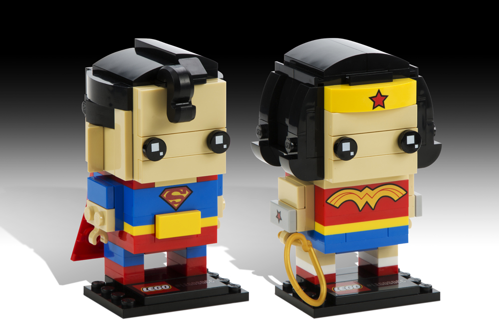 July 23nd Superman™ and Wonder Woman™